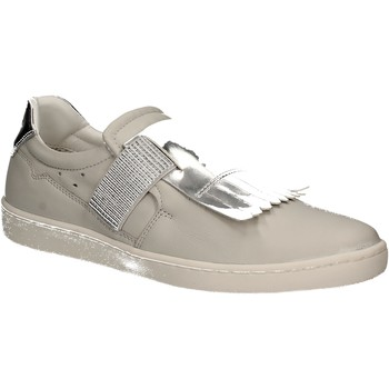 Skor Dam Slip-on-skor Keys 5058 Vit