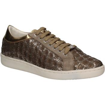 Skor Dam Sneakers Keys 5052 Guld