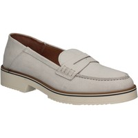 Skor Dam Loafers Mally 5876 Silver