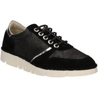 Skor Dam Sneakers Mally 5938 Svart