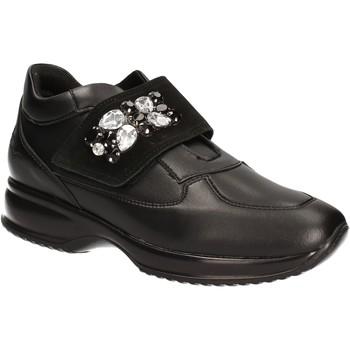 Skor Dam Sneakers Byblos Blu 672011 Svart