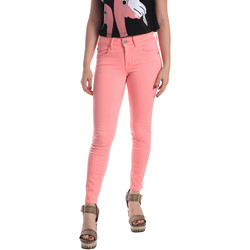 textil Dam Skinny Jeans Fornarina BE171L46D86868 Rosa