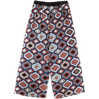 textil Dam Baggybyxor Fornarina BER1L08C98294 Svart