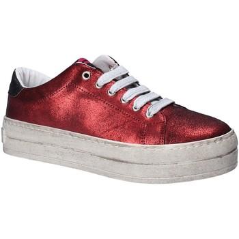 Skor Dam Sneakers Fornarina PE17MX1108R076 Röd