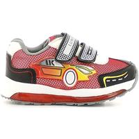 Skor Pojkar Sneakers Lumberjack SB02405 007 M67 Röd
