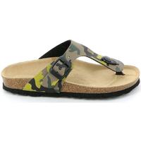 Skor Barn Flip-flops Grunland CB0406 Grön