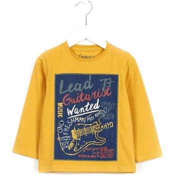 textil Barn Tröjor Losan 625 1014AC Gul