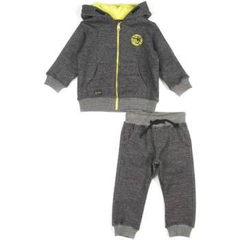 textil Pojkar Sportoverall Losan 625 8002AC Grå