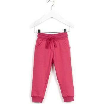 textil Barn Joggingbyxor Losan 626 6014AD Rosa