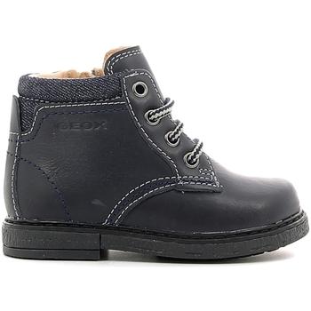 Skor Barn Boots Geox B54D2D 000CL Blå