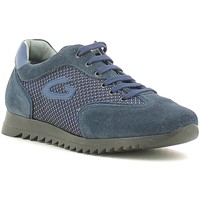 Skor Barn Sneakers Alberto Guardiani GK22343G Blå