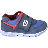 Skor Pojkar Sneakers Grunland PP0157 Blå