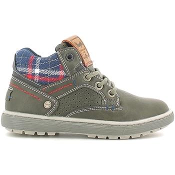 Skor Barn Boots Wrangler WJ16238B Svart