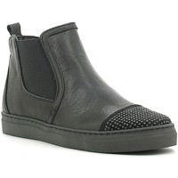 Skor Barn Höga sneakers Holalà HS050008L Svart