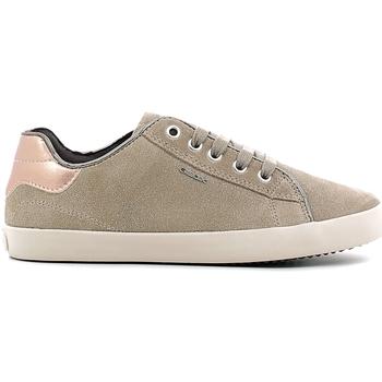 Skor Barn Sneakers Geox J64D5B 00022 Grå