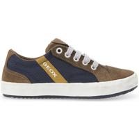 Skor Barn Sneakers Geox J642CA 0FU22 Brun