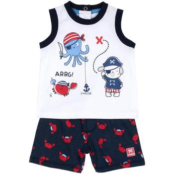 textil Pojkar Set Chicco 09076373000000 Blå