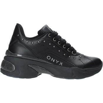 Skor Dam Sneakers Onyx W19-SOX513 Svart