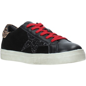 Skor Dam Sneakers Onyx W19-SOX901 Svart