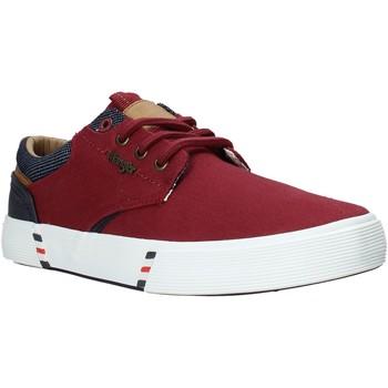 Skor Herr Sneakers Wrangler WM01000A Röd