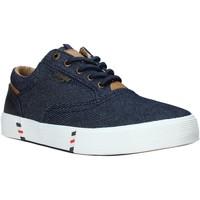 Skor Herr Sneakers Wrangler WM01001A Blå