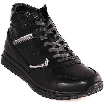Skor Herr Höga sneakers IgI&CO 2136500 Svart