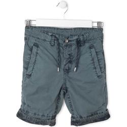textil Pojkar Shorts / Bermudas Losan 713 9008AA Grön