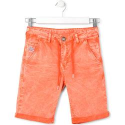 textil Barn Shorts / Bermudas Losan 713 9010AA Orange