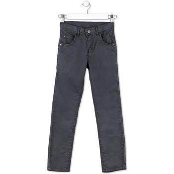 textil Barn 5-ficksbyxor Losan 713 9015AA Grå