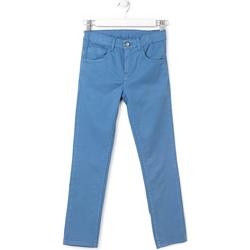 textil Barn 5-ficksbyxor Losan 713 9653AA Blå