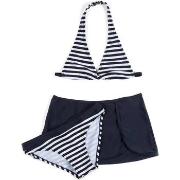 textil Flickor Bikini Losan 714 4009AB Blå