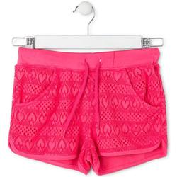 textil Flickor Badbyxor och badkläder Losan 714 6010AB Rosa