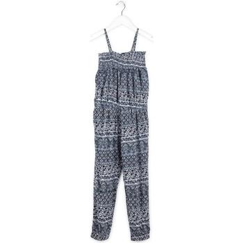 textil Flickor Uniform Losan 714 7020AB Blå