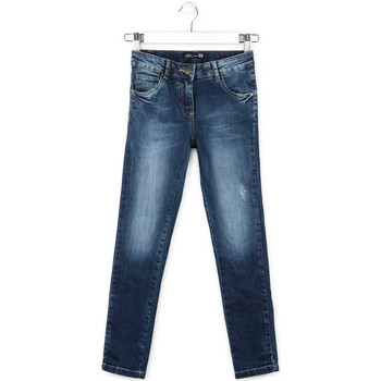 textil Barn Stuprörsjeans Losan 714 9011AB Blå