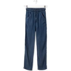 textil Barn Raka byxor Losan 714 9013AB Blå