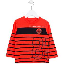 textil Barn Tröjor Losan 715 1002AC Röd