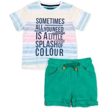 textil Barn Set Losan 715 8006AC Grön