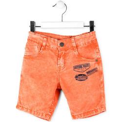 textil Pojkar Shorts / Bermudas Losan 715 9009AC Orange