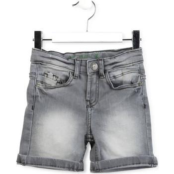 textil Pojkar Shorts / Bermudas Losan 715 9013AC Grå