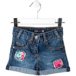 textil Barn Shorts / Bermudas Losan 716 9002AD Blå