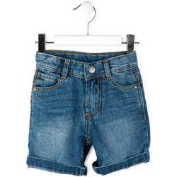 textil Pojkar Shorts / Bermudas Losan 715 9662AC Blå