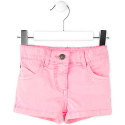 textil Flickor Shorts / Bermudas Losan 716 9652AD Rosa