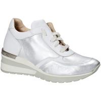 Skor Dam Sneakers Exton E06 Silver