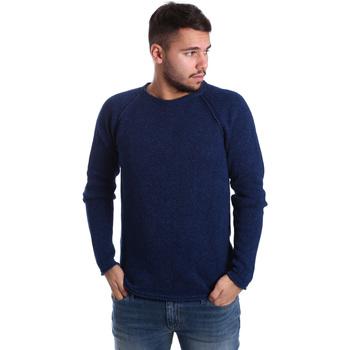 textil Herr Tröjor Gas 561872 Blå