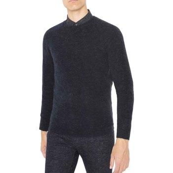 textil Herr Tröjor Antony Morato MMSW00762 YA400086 Svart
