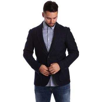 textil Herr Jackor & Kavajer Antony Morato MMJA00322 FA500034 Blå
