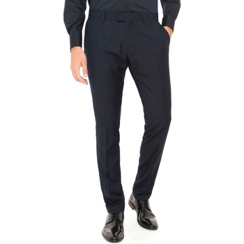 textil Herr Chinos / Carrot jeans Antony Morato MMTR00369 FA600040 Blå