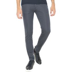 textil Herr Chinos / Carrot jeans Antony Morato MMTR00374 FA850025 Blå