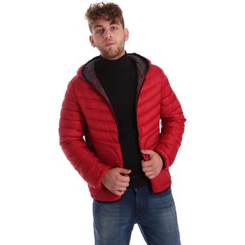 textil Herr Täckjackor Gaudi 721BU35009 Röd