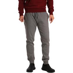 textil Herr Joggingbyxor Key Up GV77 0001 Grå